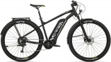 Elektrokolo Rock Machine Storm e60-29 25th Anniversary +bat.418 Wh, mat black/silver/black 2019
