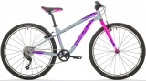 Rock Machine Thunder 26 LTD XS gloss grey/pink/violet 2019
