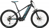 Elektrokolo Rock Machine Blizz INT e30-27+  mat black/petrol blue/dark grey 2019