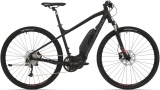 Elektrokolo Rock Machine crossride e500 mat black/brick red/dark grey 2019