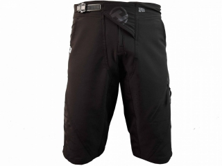Kraťasy HAVEN RIDE-KI short black vel. XL