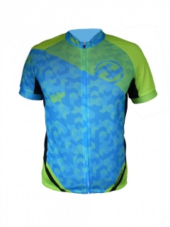 Dres HAVEN SINGLETRAIL  men blue/green vel. XXL