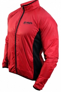 Bunda HAVEN FeatherLite Breath Red/Black vel. M