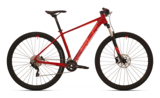 Horské kolo SUPERIOR XC 889 2020 MATTE BRICK RED/NEON RED