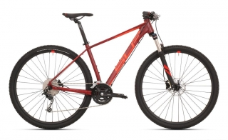 Horské kolo SUPERIOR XC 869 2020 MATTE BRICK RED/NEON RED