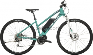 Elektrokolo Rock Machine Crossride e500 lady 2018