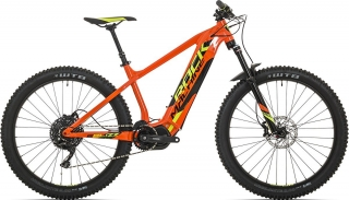 Elektrokolo Rock Machine Blizz INT e90-27+  orange/radioactive yellow/black 2019